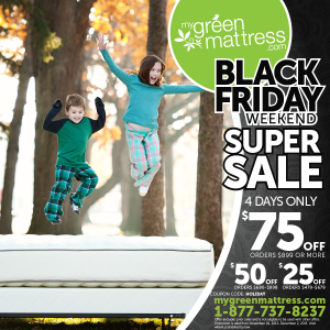 Green Mattress ad1